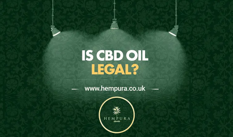 Hempura Blog Featured Image Is CBD Oil Legal?